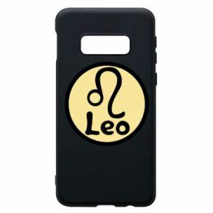 Etui na Samsung S10e Leo - PrintSalon