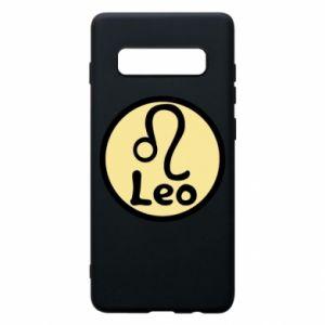 Samsung S10+ Case Leo