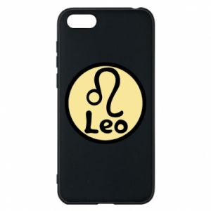 Phone case for Huawei Y5 2018 Leo