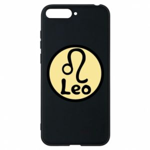 Phone case for Huawei Y6 2018 Leo