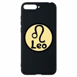 Huawei Y6 2018 Case Leo