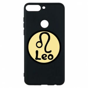Phone case for Huawei Y7 Prime 2018 Leo