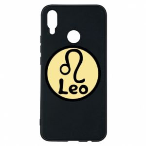Phone case for Huawei P Smart Plus Leo