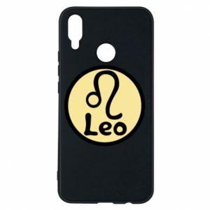 Huawei P Smart Plus Case Leo