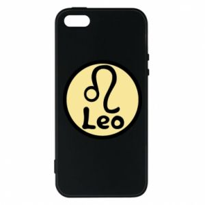 Phone case for iPhone 5/5S/SE Leo