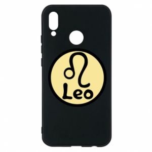 Phone case for Huawei P20 Lite Leo