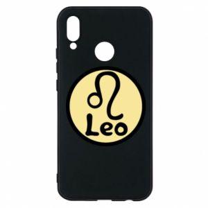 Huawei P20 Lite Case Leo
