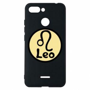 Xiaomi Redmi 6 Case Leo