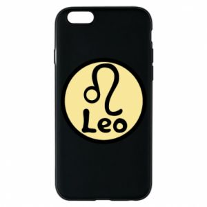 Phone case for iPhone 6/6S Leo