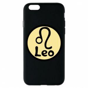 Etui na iPhone 6/6S Leo - PrintSalon