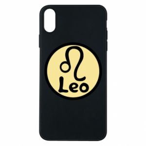iPhone Xs Max Case Leo
