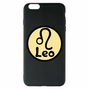 Phone case for iPhone 6 Plus/6S Plus Leo