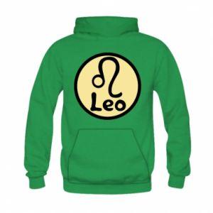 Kid's hoodie Leo