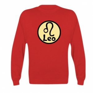 Kid's sweatshirt Leo
