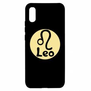 Xiaomi Redmi 9a Case Leo