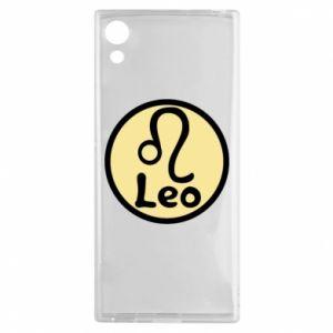 Sony Xperia XA1 Case Leo