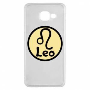 Samsung A3 2016 Case Leo