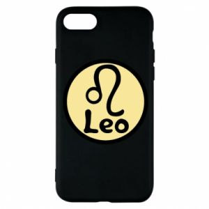 Phone case for iPhone 8 Leo
