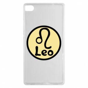 Huawei P8 Case Leo