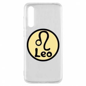 Huawei P20 Pro Case Leo