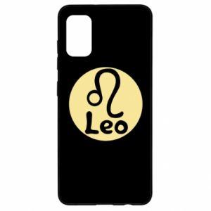 Samsung A41 Case Leo