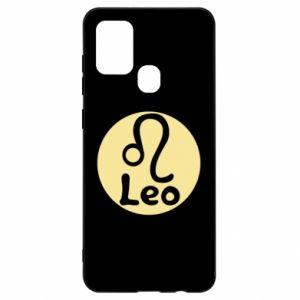 Samsung A21s Case Leo
