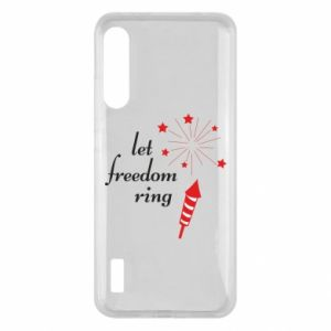 Etui na Xiaomi Mi A3 Let freedom ring