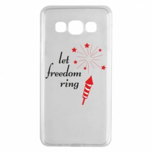 Samsung A3 2015 Case Let freedom ring
