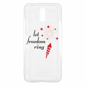 Etui na Nokia 2.3 Let freedom ring