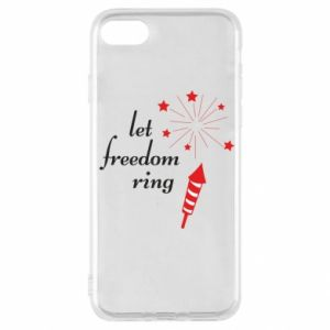 iPhone SE 2020 Case Let freedom ring