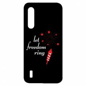 Etui na Xiaomi Mi9 Lite Let freedom ring