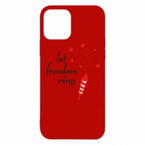 Etui na iPhone 12/12 Pro Let freedom ring