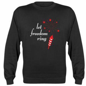 Bluza Let freedom ring