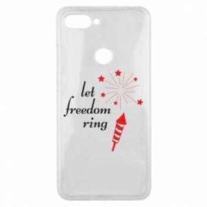 Etui na Xiaomi Mi8 Lite Let freedom ring