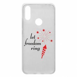 Etui na Xiaomi Redmi 7 Let freedom ring