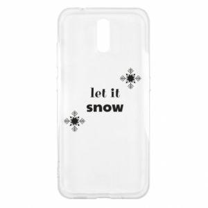 Etui na Nokia 2.3 Let it snow