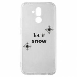 Etui na Huawei Mate 20 Lite Let it snow