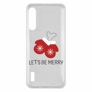 Xiaomi Mi A3 Case Let's be merry
