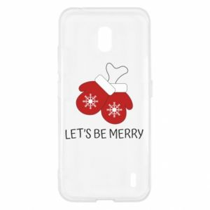 Nokia 2.2 Case Let's be merry