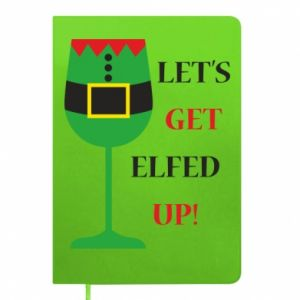 Notepad Let's get elfed up!