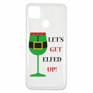 Xiaomi Redmi 9c Case Let's get elfed up!