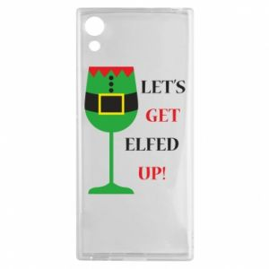 Sony Xperia XA1 Case Let's get elfed up!