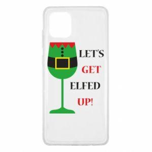 Samsung Note 10 Lite Case Let's get elfed up!