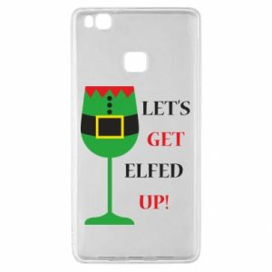 Huawei P9 Lite Case Let's get elfed up!