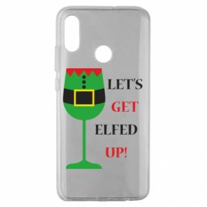Huawei Honor 10 Lite Case Let's get elfed up!