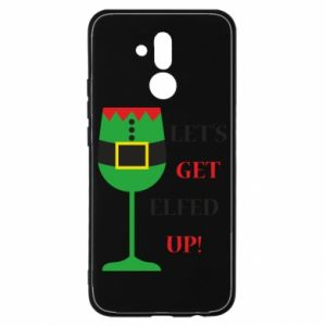 Huawei Mate 20Lite Case Let's get elfed up!
