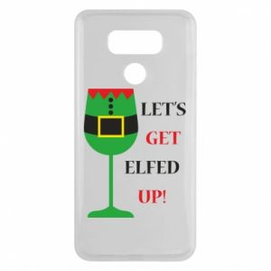 LG G6 Case Let's get elfed up!