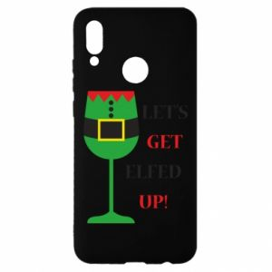 Huawei P Smart 2019 Case Let's get elfed up!