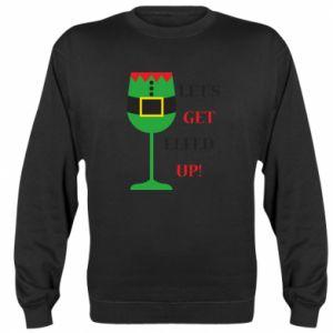 Sweatshirt Let's get elfed up!