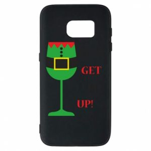 Phone case for Samsung S7 Let's get elfed up!